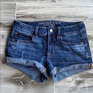 A&E Jean Shorts